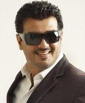 Ajith sweats out at the gym!!!
