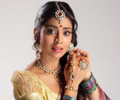 Shreya as Princess in 'Chandra'