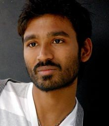 Dhanush down with typhoid