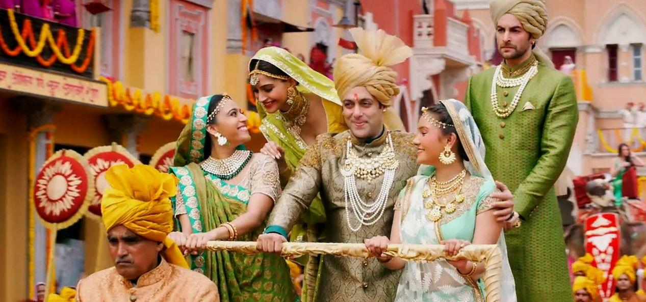 Prem Ratan Dhan Payo (2015) Full Hindi Movie Watch Online