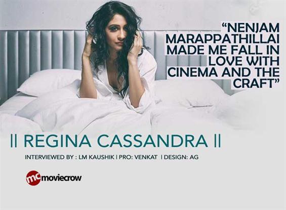 Regina Cassandra Interview - Interview image