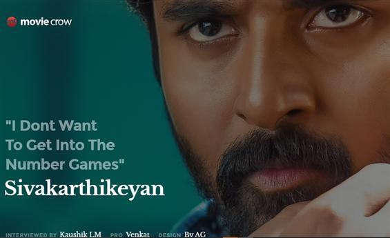 Sivakarthikeyan Interview - Interview image
