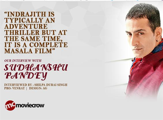 Sudhanshu Pandey Interview - Interview image