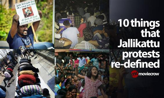 10 things that Jallikattu protests re-defined - Movie Poster