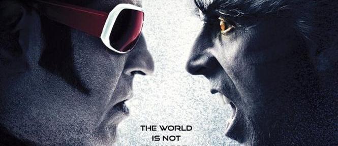 2.0 - Rajinikanth begins dubbing