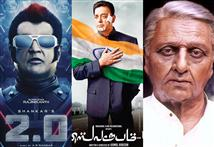2.0, Vishwaroopam 2 & Indian 2 - What's happening?