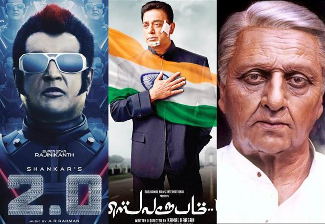 2.0, Vishwaroopam 2 & Indian 2 - What's happening?