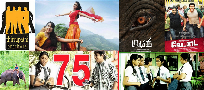 2012's Best Producer in Tamil Cinema