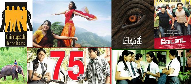 2012's Best Producer in Tamil Cinema