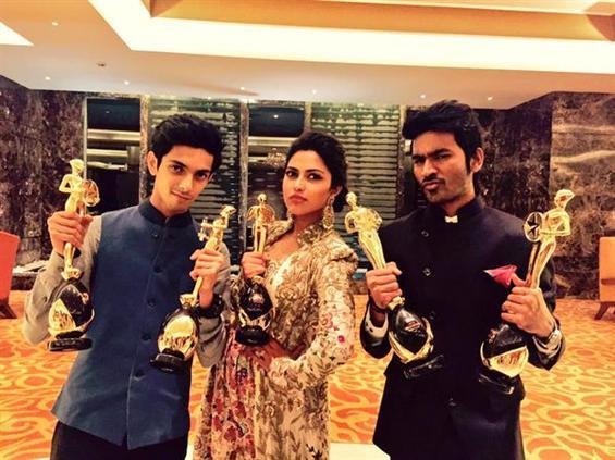 2014 Vijay Awards - Complete list of winners - Tamil Movie Poster