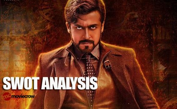 24 SWOT Analysis - Suriya's ambitious comeback vehicle - Tamil Movie Poster