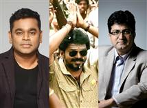 A R Rahman thanks Prasoon Joshi for Vijay's Mersal