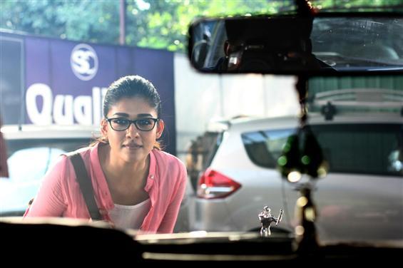A scene released from Nayanthara starrer Dora