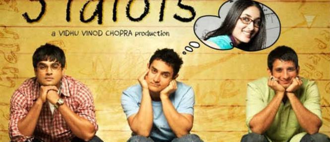 Mayank Shekhar's Review: 3 Idiots