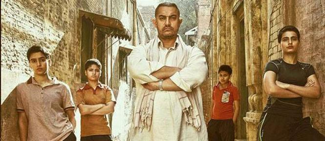 Aamir Khan's Dangal beats PK to become highest-grossing Hindi film