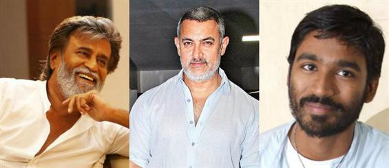 Aamir Khan's Dangal screened for Rajinikanth and Dhanush - Movie Poster