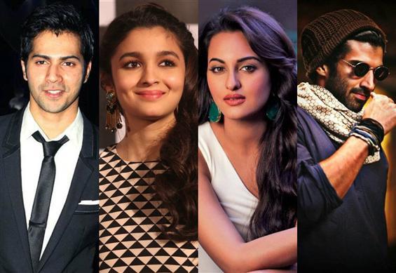 Abhishek Varman's Shiddat has Varun, Alia, Sonakshi and Aditya Roy Kapur image