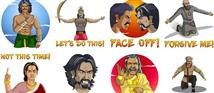 After Krrish 3 and Sholay, Baahubali gets Facebook...