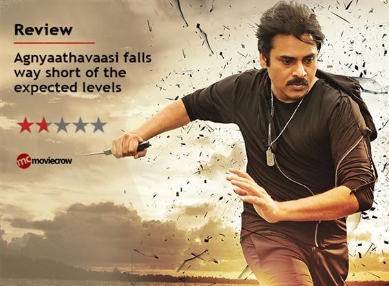 News Image - Agnyaathavaasi Review - Exhausting! image