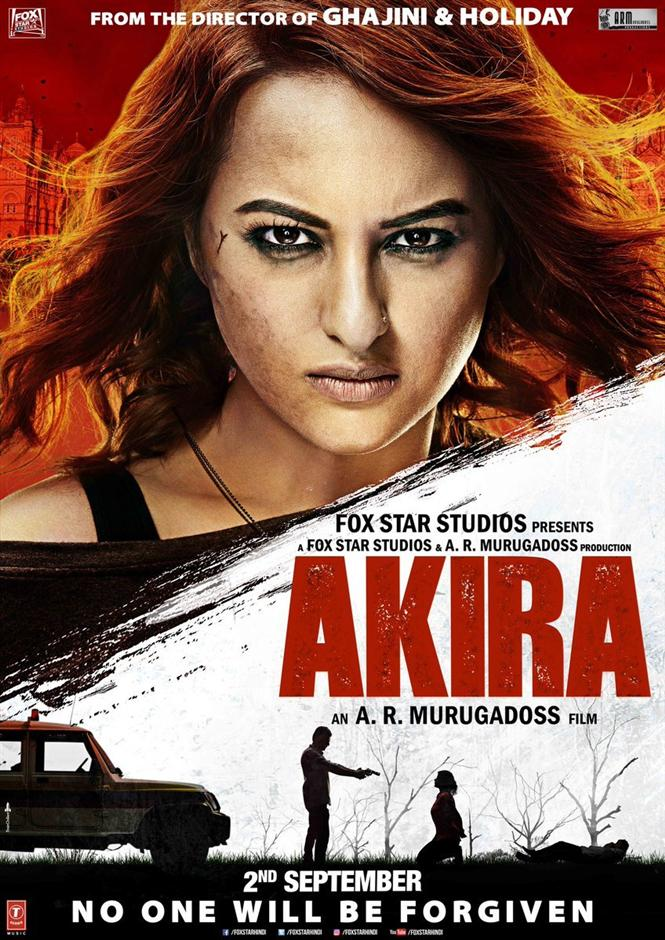 akira new poster hindi movie music reviews and news