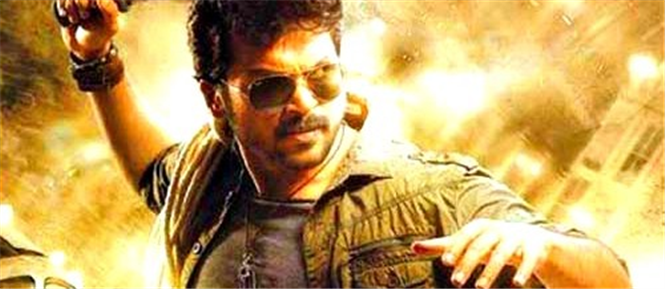 Alex Pandian to release on Diwali?