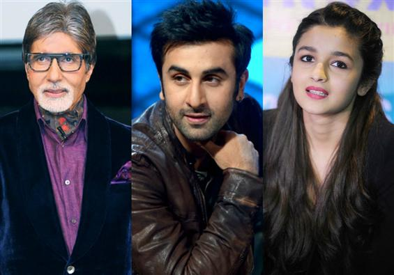 Amitabh Bachchan, Ranbir Kapoor, Alia Bhatt starrer Dragon becomes Brahmastra image