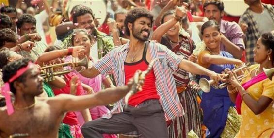 Anegan telugu version to release in 225 screens - Tamil Movie Poster