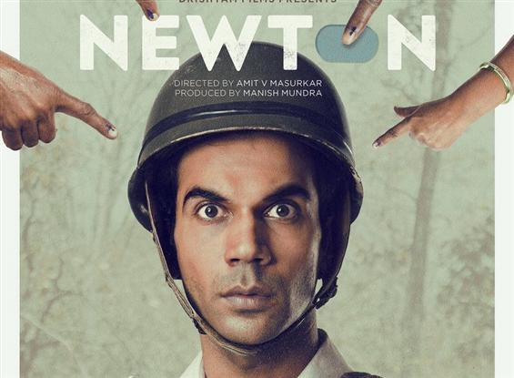 Anurag Kashyap on whether or not India's Oscar entry Newton is copied from Iran's Secret Ballot image