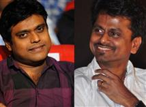 AR Murugadoss is delighted with Harris Jayaraj and...