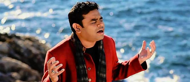 A.R. Rahman croons for Dhanush&#39;s Mariyaan