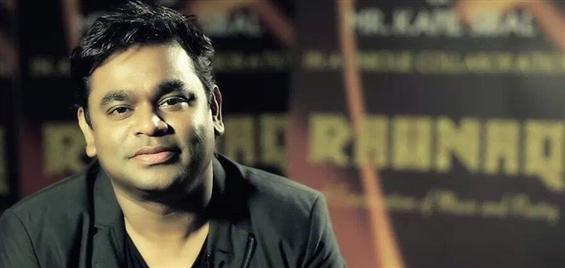 AR Rahman's Kochadaiyaan in the nomination list of...