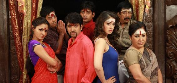 Aranamanai Opening Weekend Box Office Collection - Tamil Movie Poster