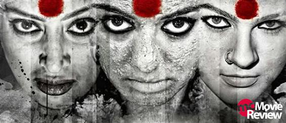 Aranmanai Review - Mildy Amusing and Rarely Scary - Tamil Movie Poster