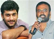 Arulnithi - Karu Palaniappan to team up for a film...