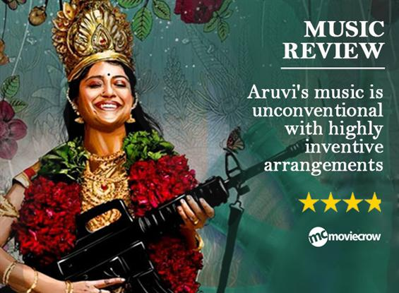 Aruvi Songs - Music Review