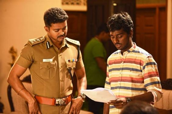 Atlee on directing Vijay again image