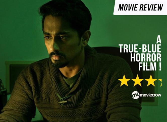 Aval Review - A True-Blue horror film