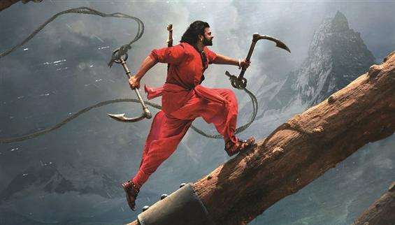 Baahubali 2 humbles the Bollywood Khans and Southern Superstars - Movie Poster