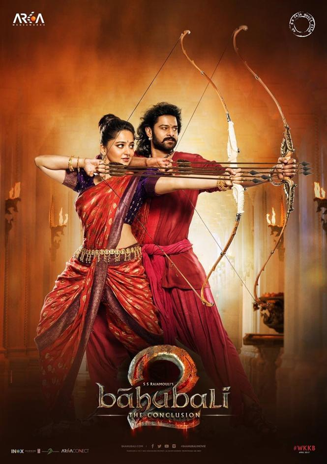 baahubali 2 new poster hindi movie music reviews and news