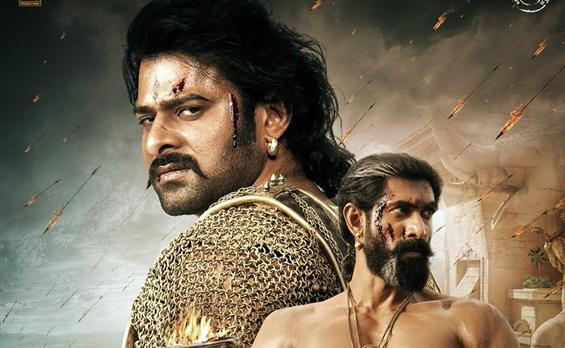 Baahubali 2 to release in IMAX format - Movie Poster