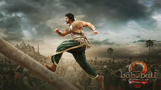 Bahubali 2 FDFS Review - Exhilarating Experience - Movie Poster