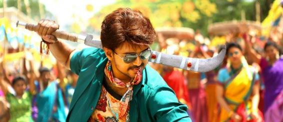 Bairavaa - Movie Stills - Tamil Movie Poster