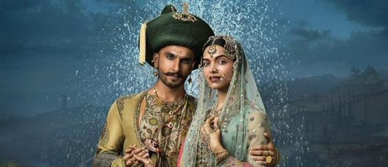 """Bajirao Mastaani Music Review - """"Grand and Ambient..."""