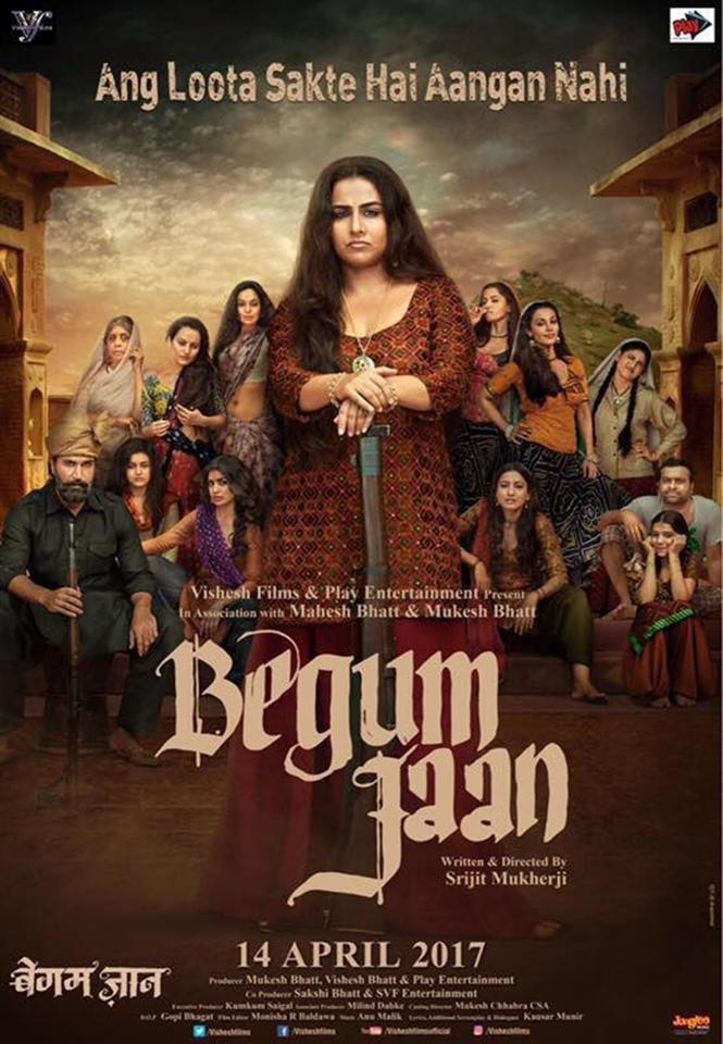 begum jaan new poster hindi movie music reviews and news