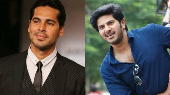 Bollywood star Dino Morea in for Dulquer - Movie Poster