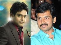 Breaking - Harris Jayaraj to finally score for Kar...