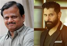 Breaking - Vikram's next is with KV Anand?