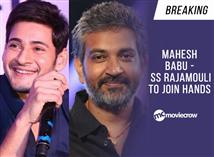 Breaking: Mahesh Babu - SS Rajamouli to join hands