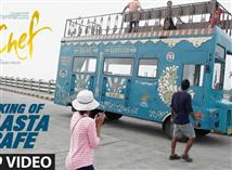 Check out making of 'Raaste Cafe' from Chef