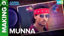 Check out the making of the character Munna from M...